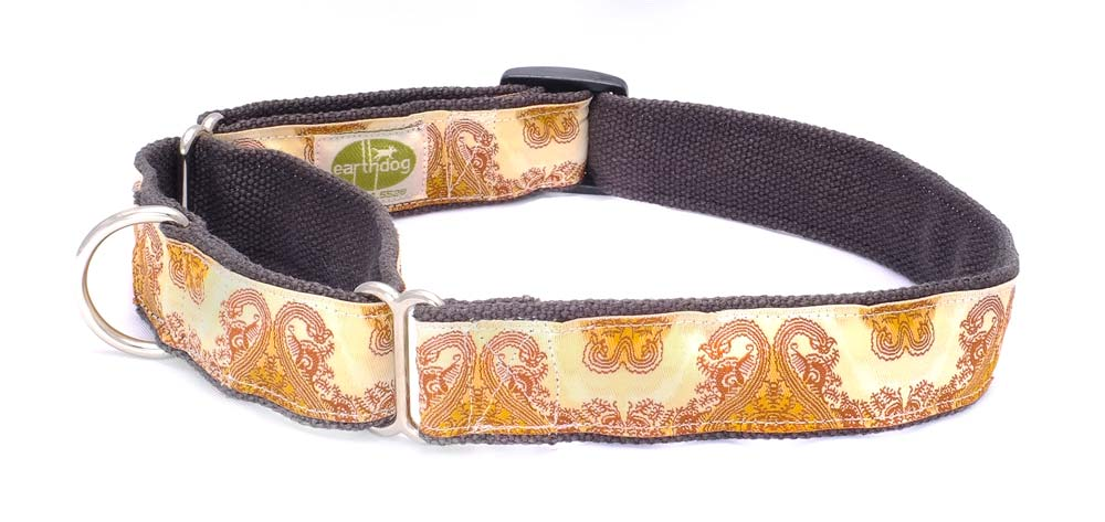 Hemp Martingale Collars For Dogs