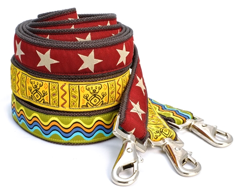 decorative hemp leashes - ed-dhl