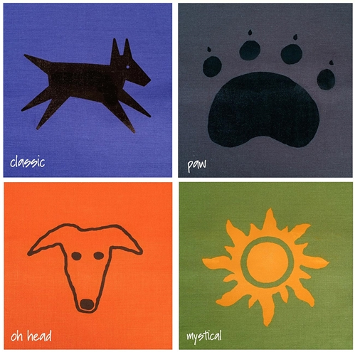 earthdog natural eco friendly dog beds in 4 designs