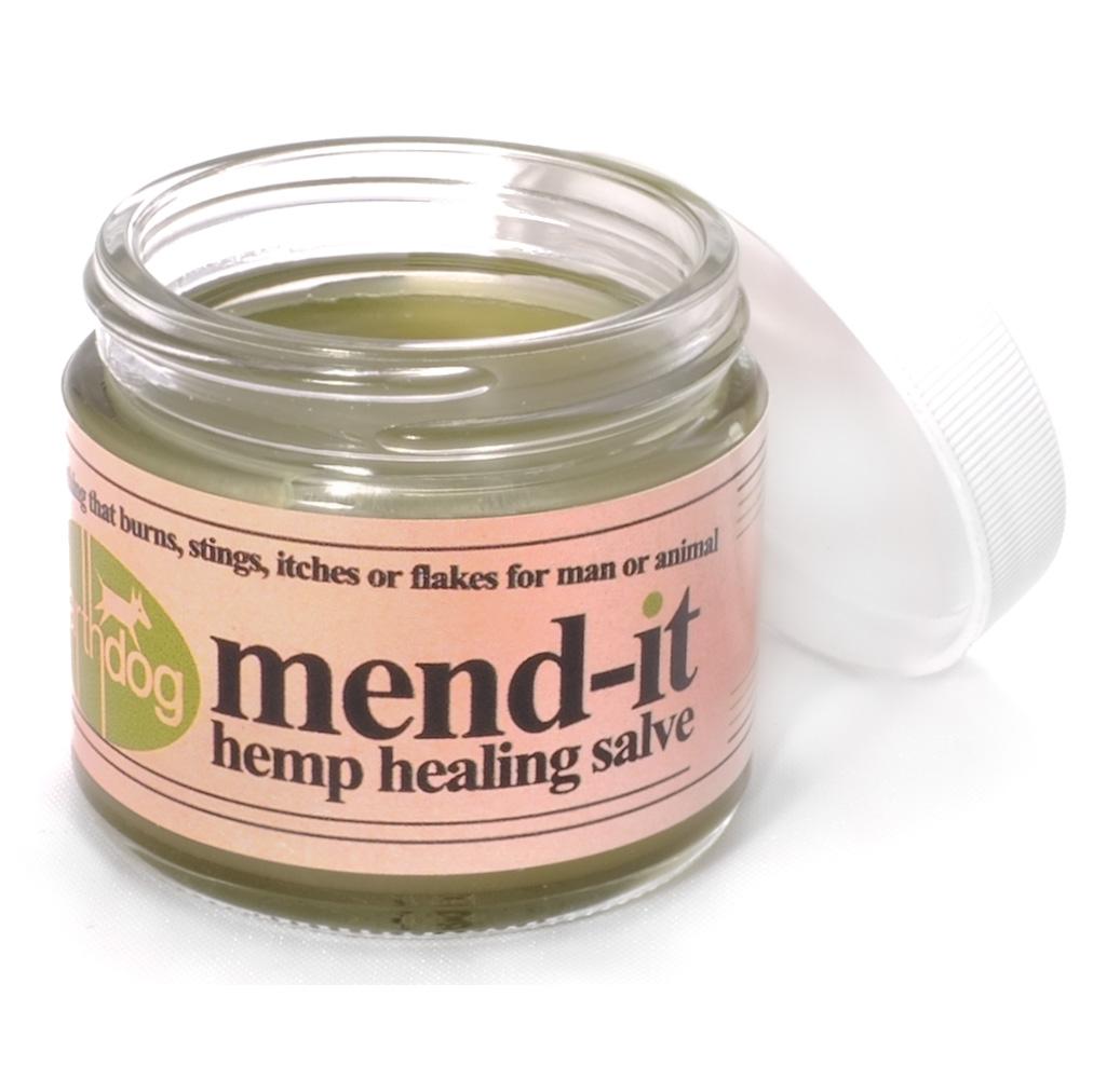 mend-it hemp healing salve (2 oz)