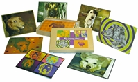 earthdog spay neuter rescue greeting cards in 2 styles