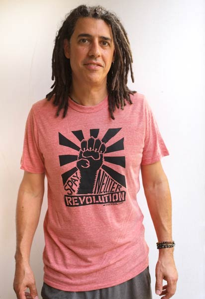 revolution eco t-shirt - 87661500917